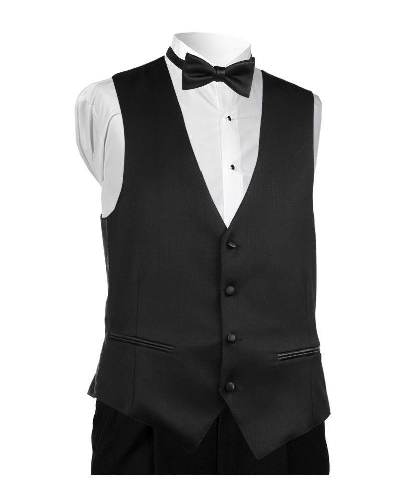 Michael Kors Matching Black Vest