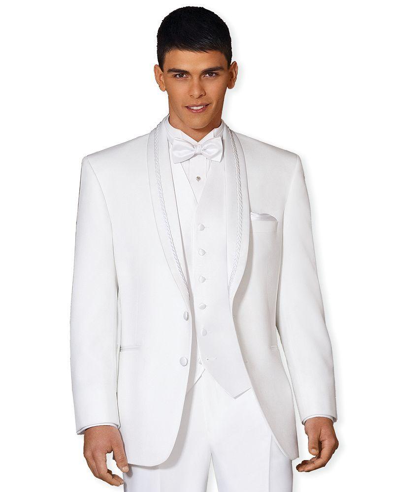 El Rey White Tuxedo