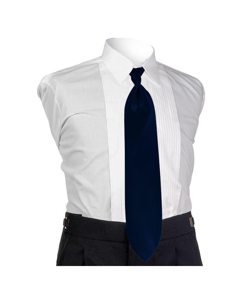 Midnight Solid Tie