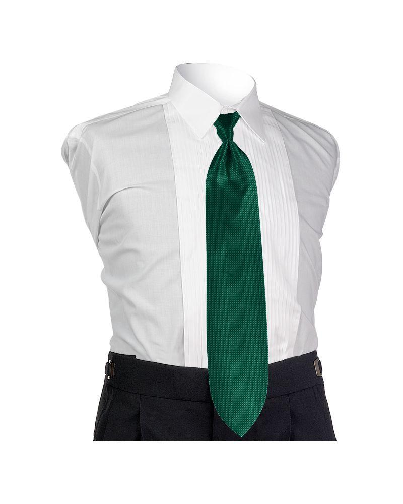 Emerald Solid Tie