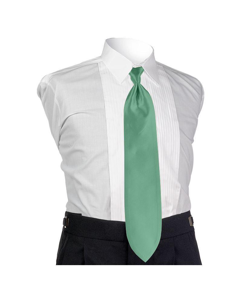 Clover Solid Tie
