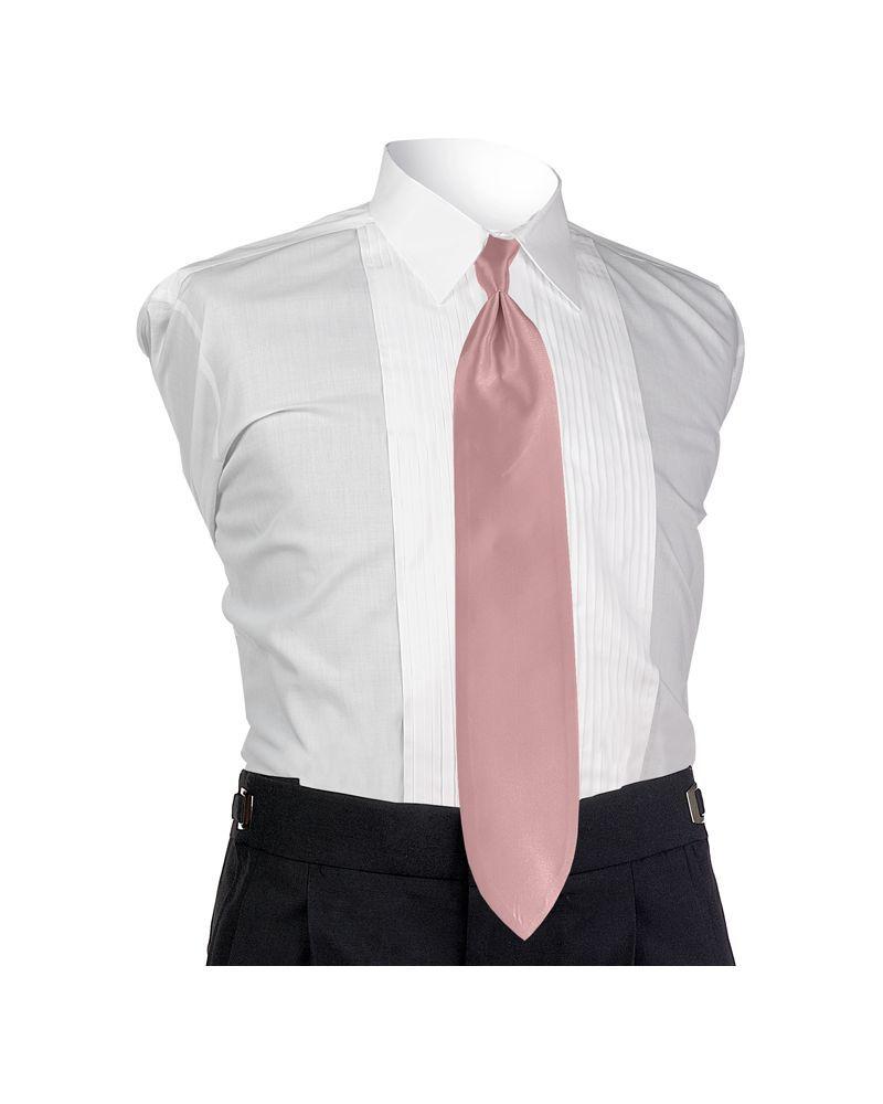 Rose Solid Tie