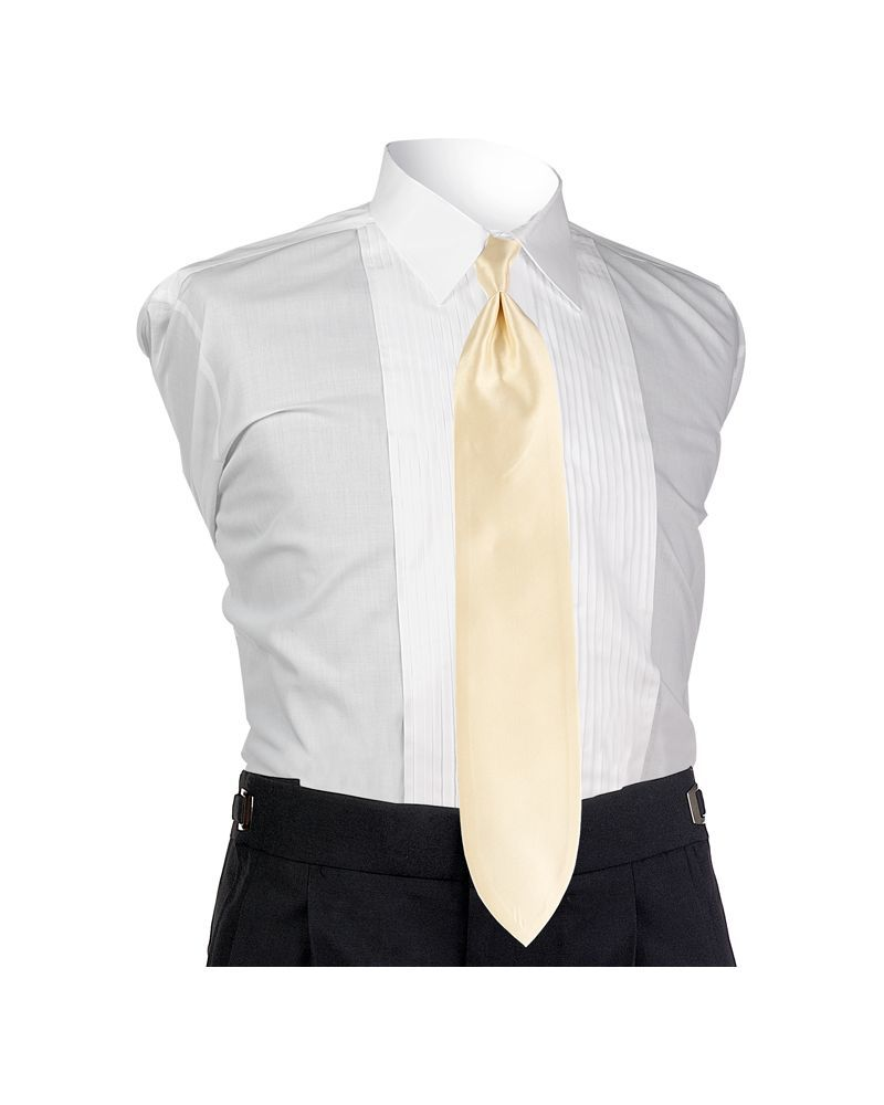 Buttercup Solid Tie