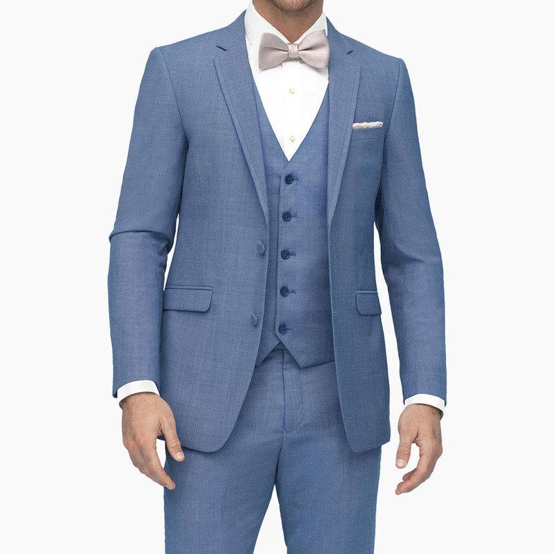 49256576b5f2 Allure Men Cornflower Notch - $169.95 • Al's Formal Wear