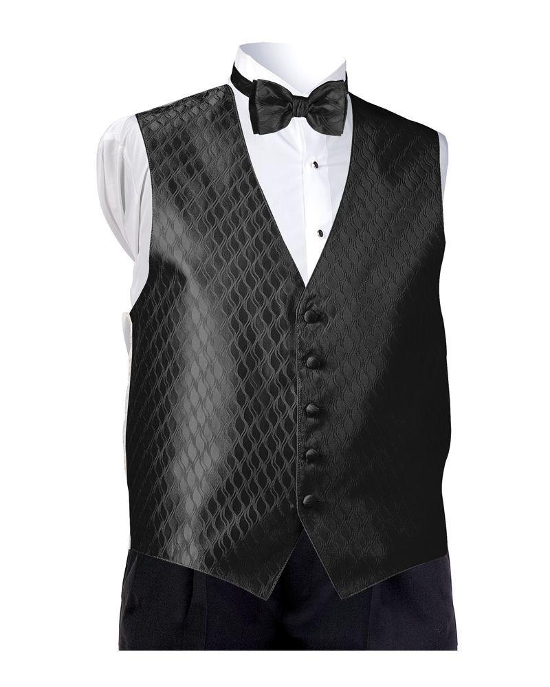 Black Spectrum Vest