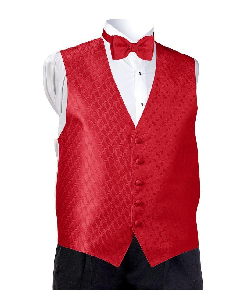 Red Spectrum Vest