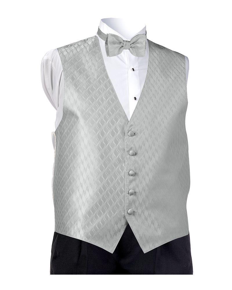 Silver Spectrum Vest