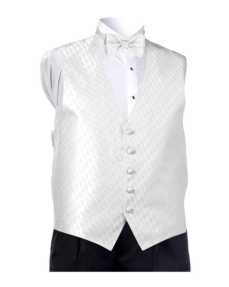 White Spectrum Vest