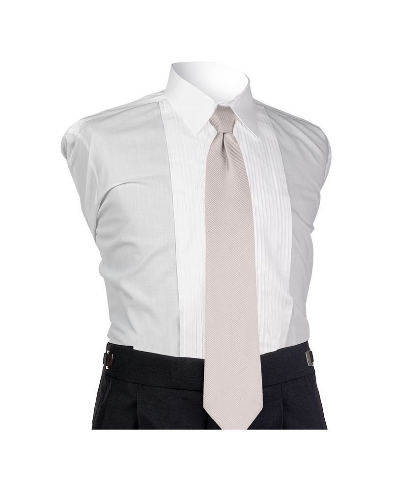 Petal Pink Perfect 4-In-Hand Tie