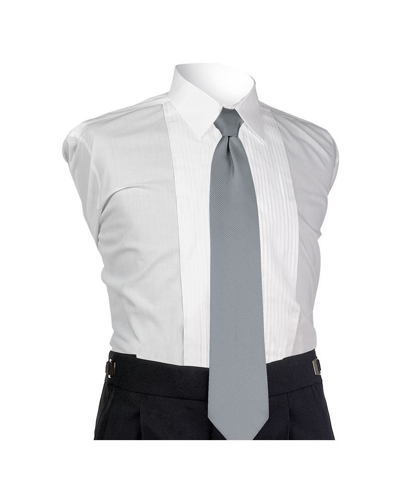 Platinum Perfect 4-In-Hand Tie
