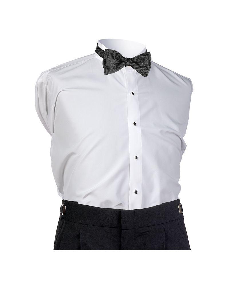 Black Perfect Bow Tie