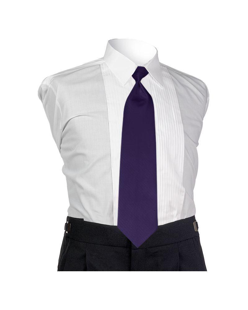Lapis Faille 4-In-Hand Tie