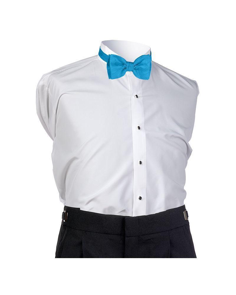 Turquoise Spectrum Bow Tie