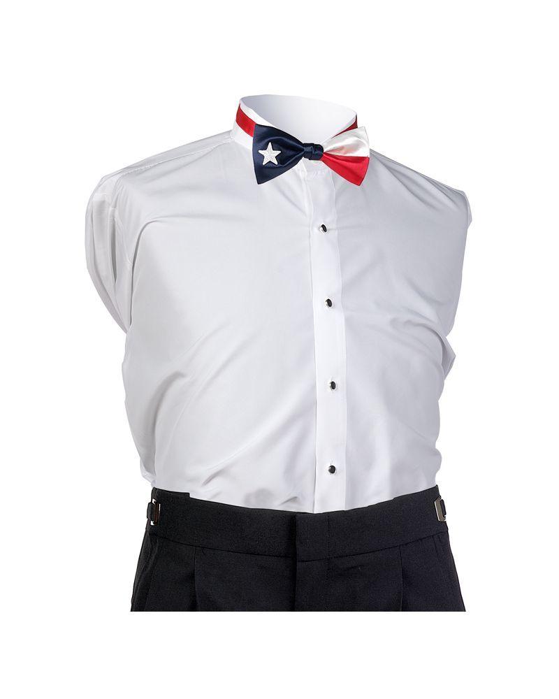 Texas Flag Bow Tie