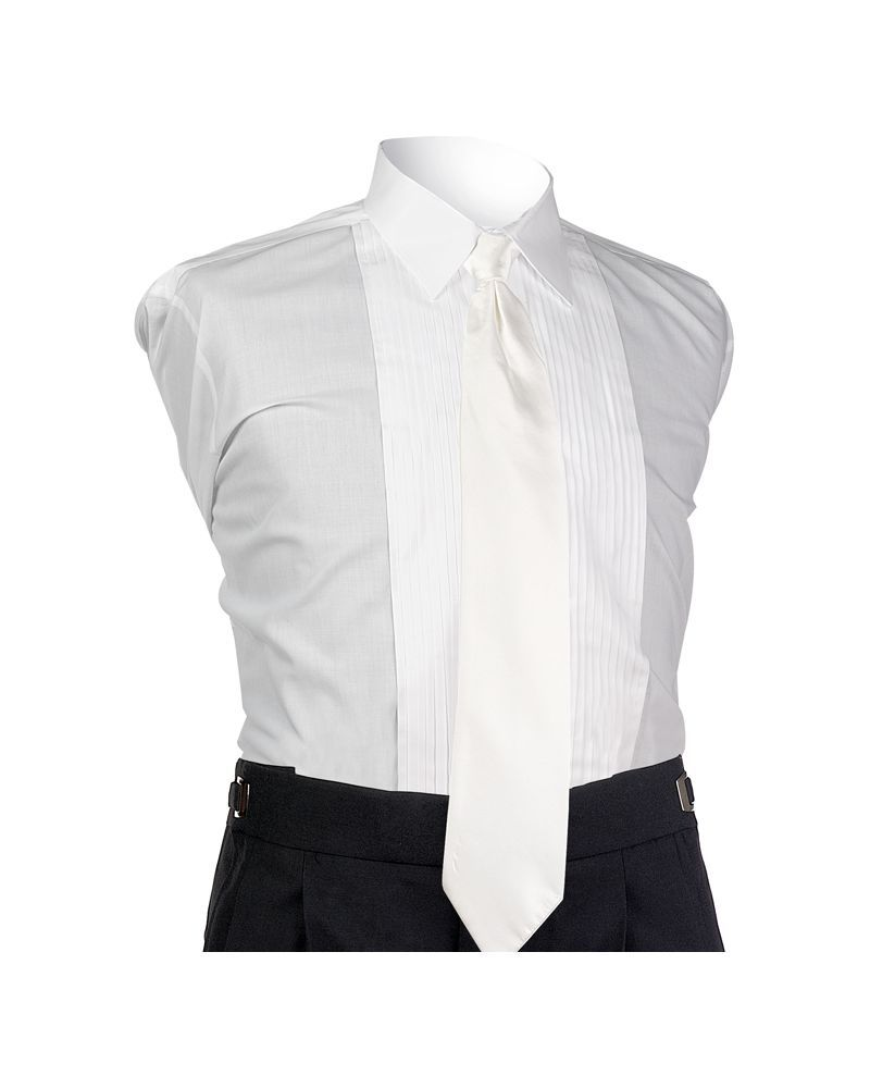 Ivory Aries 4-In-Hand Tie