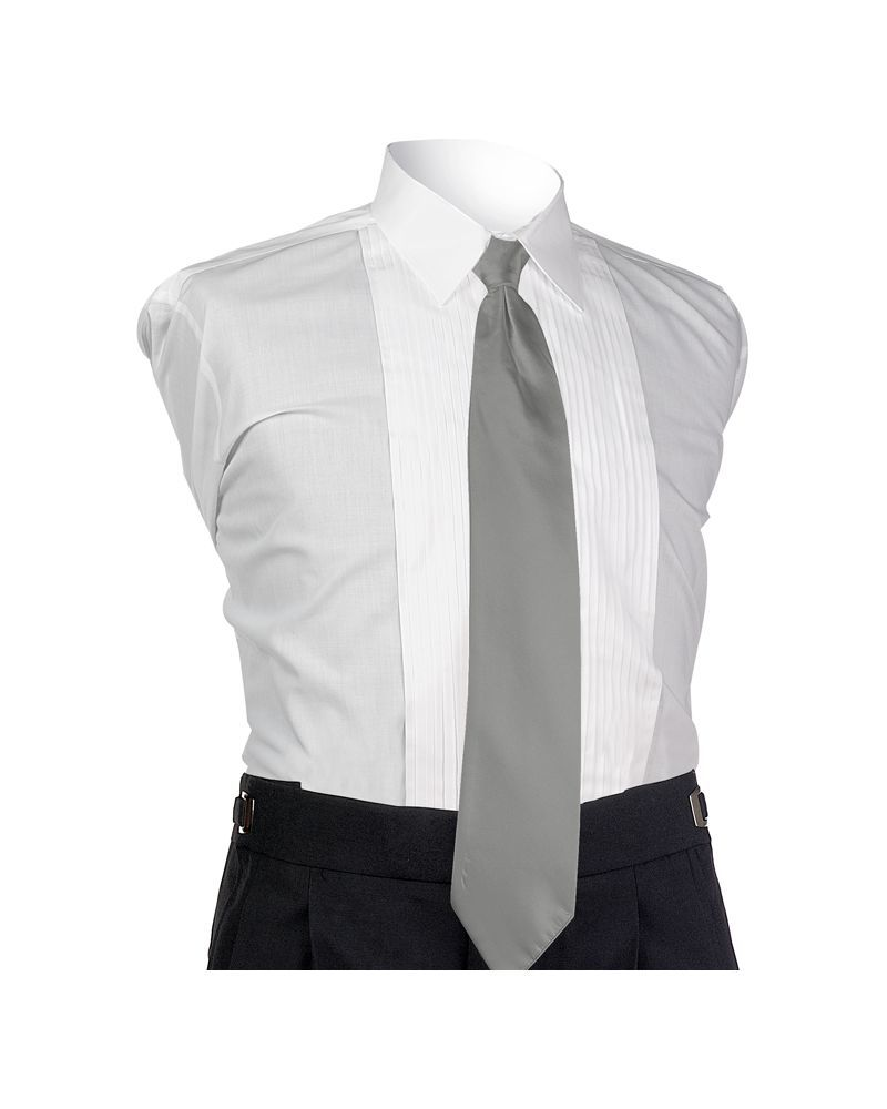 Platinum Aries 4-In-Hand Tie