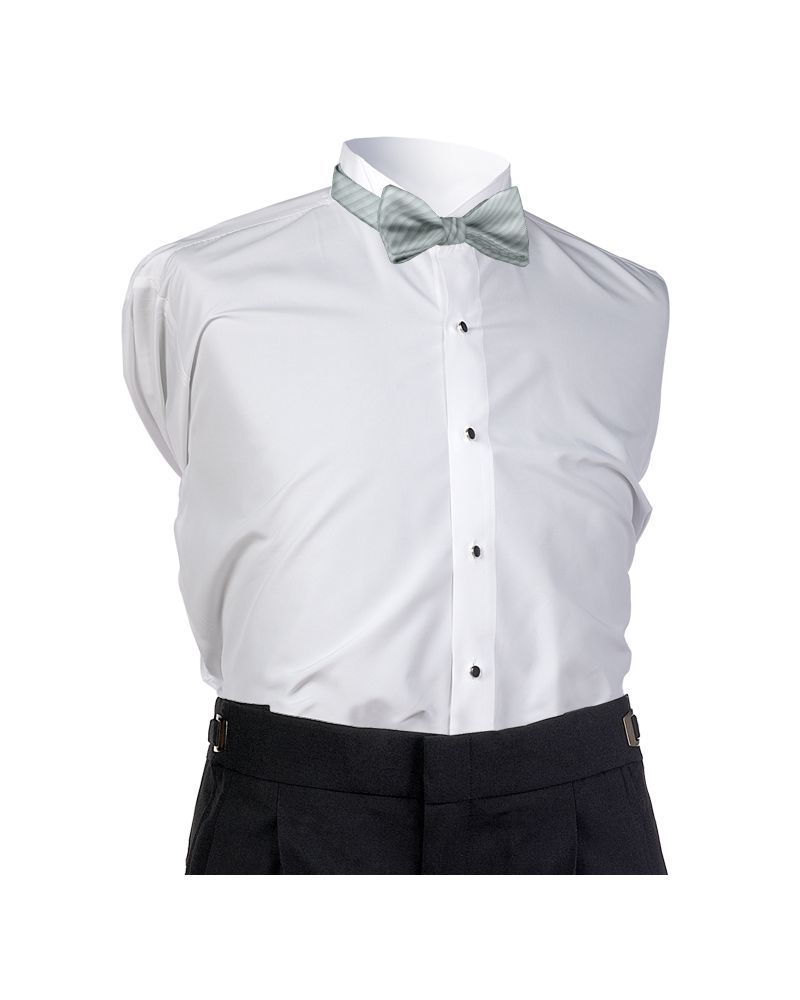 Platinum Synergy Bow Tie