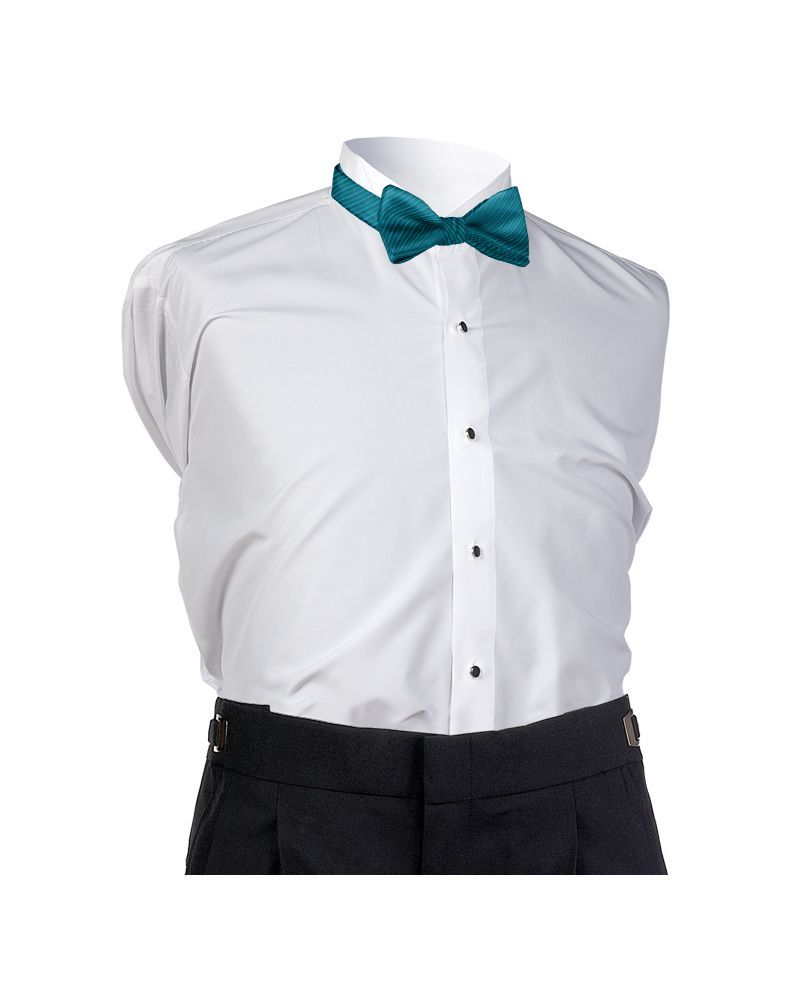 Teal Oasis Synergy Bow Tie