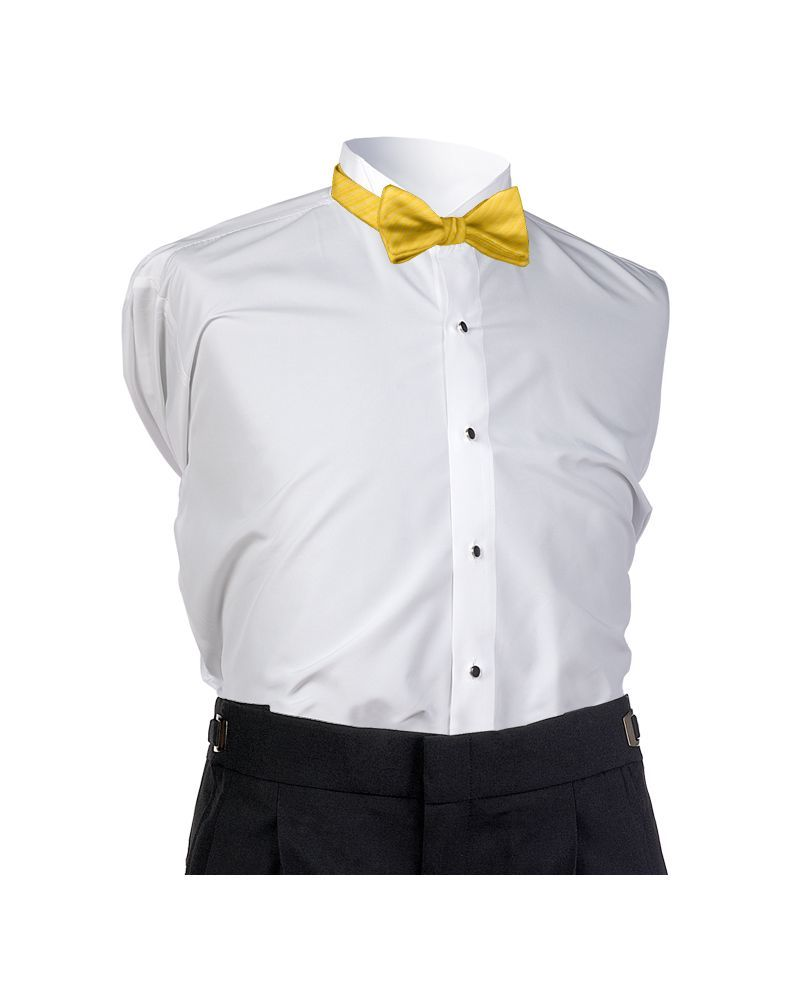 Bright Canary Synergy Bow Tie