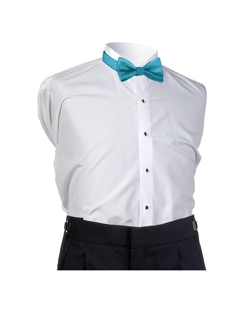 Dark Turquoise Synergy Bow Tie