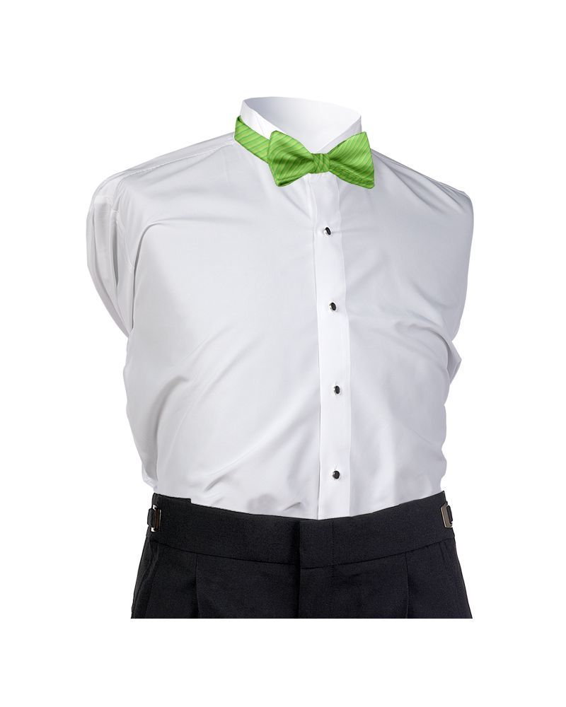 Lime Synergy Bow Tie