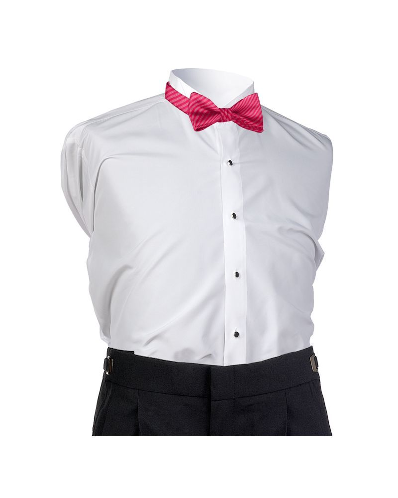 Pomegranate Synergy Bow Tie