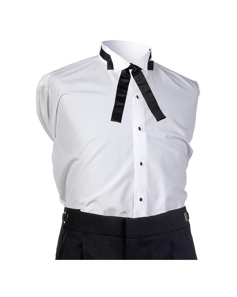 Black Western Tie