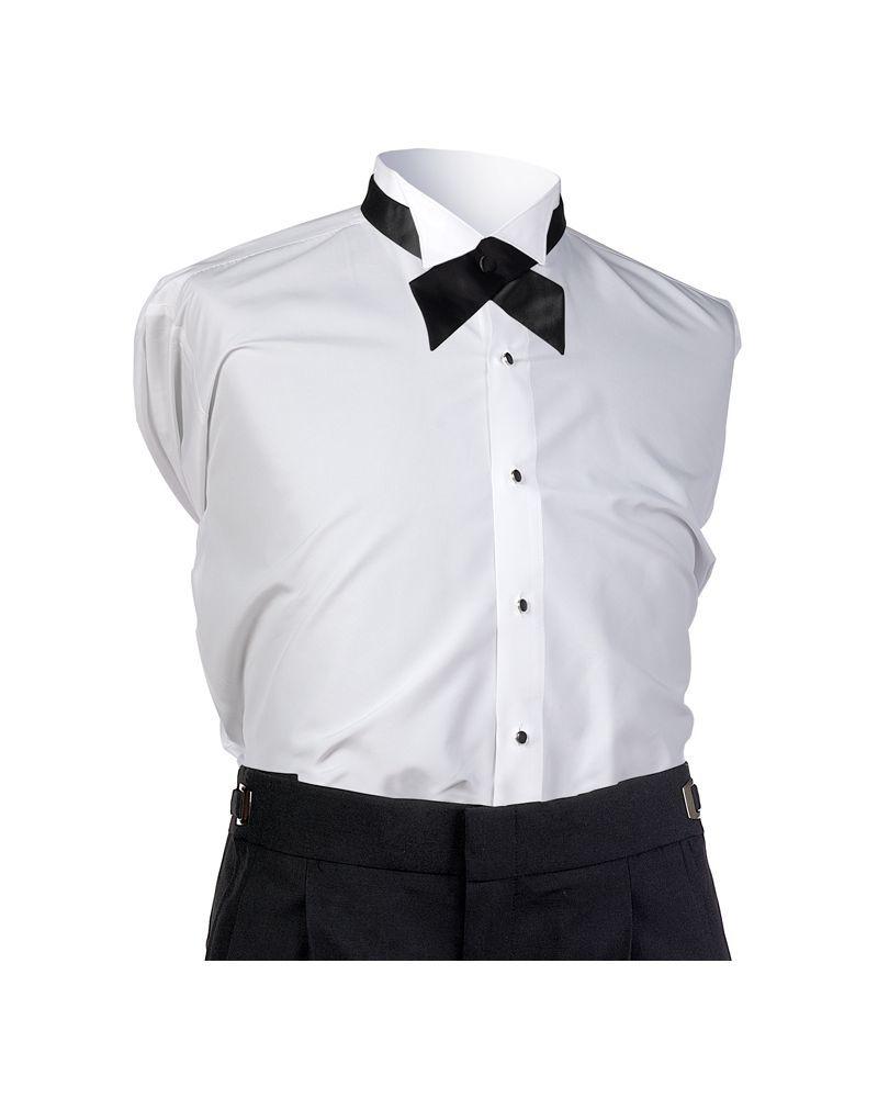 Black Crossover Tie