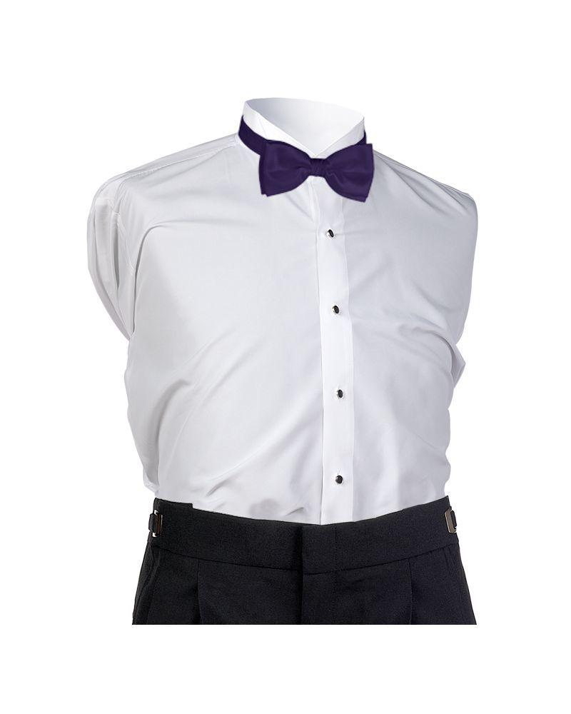 Lapis Faille Bow Tie