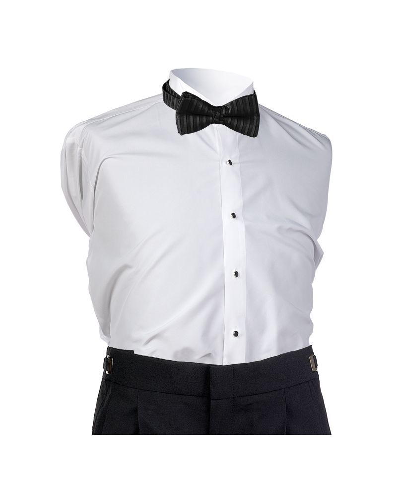 Black Lido Bow Tie