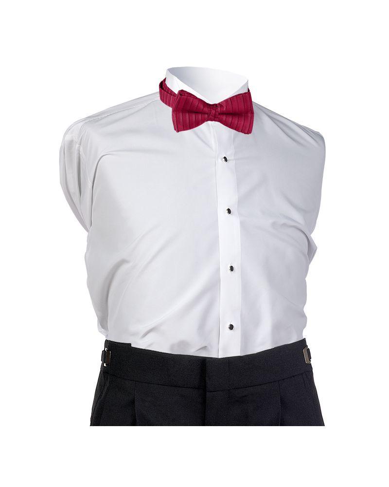 Magenta Lido Bow Tie