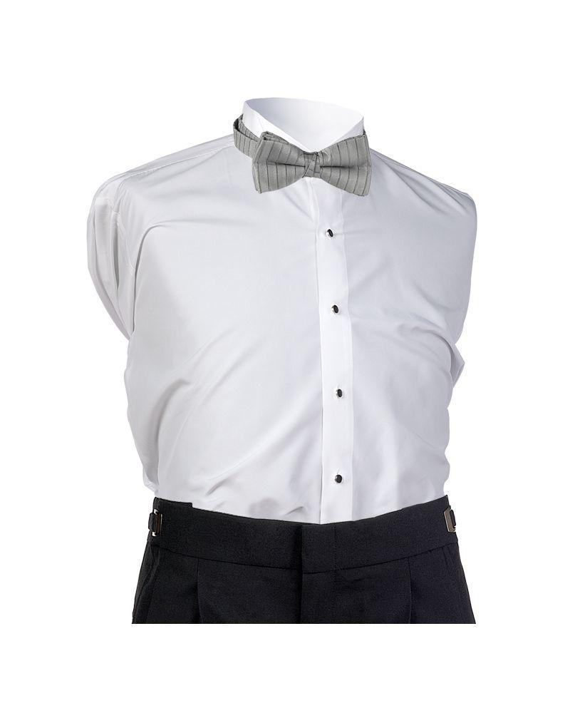 Silver Lido Bow Tie