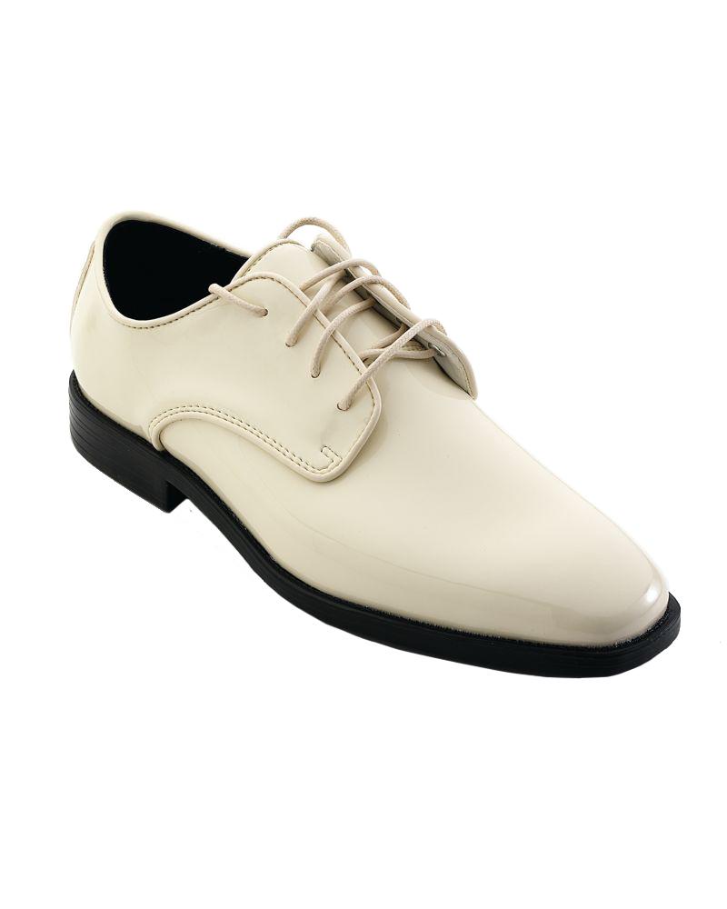 Radio City Shoe - Ivory