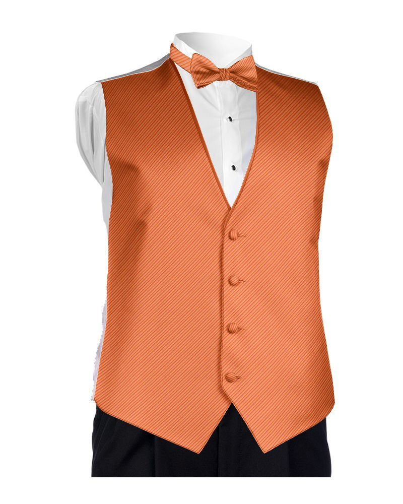 Bright Orange Synergy Vest