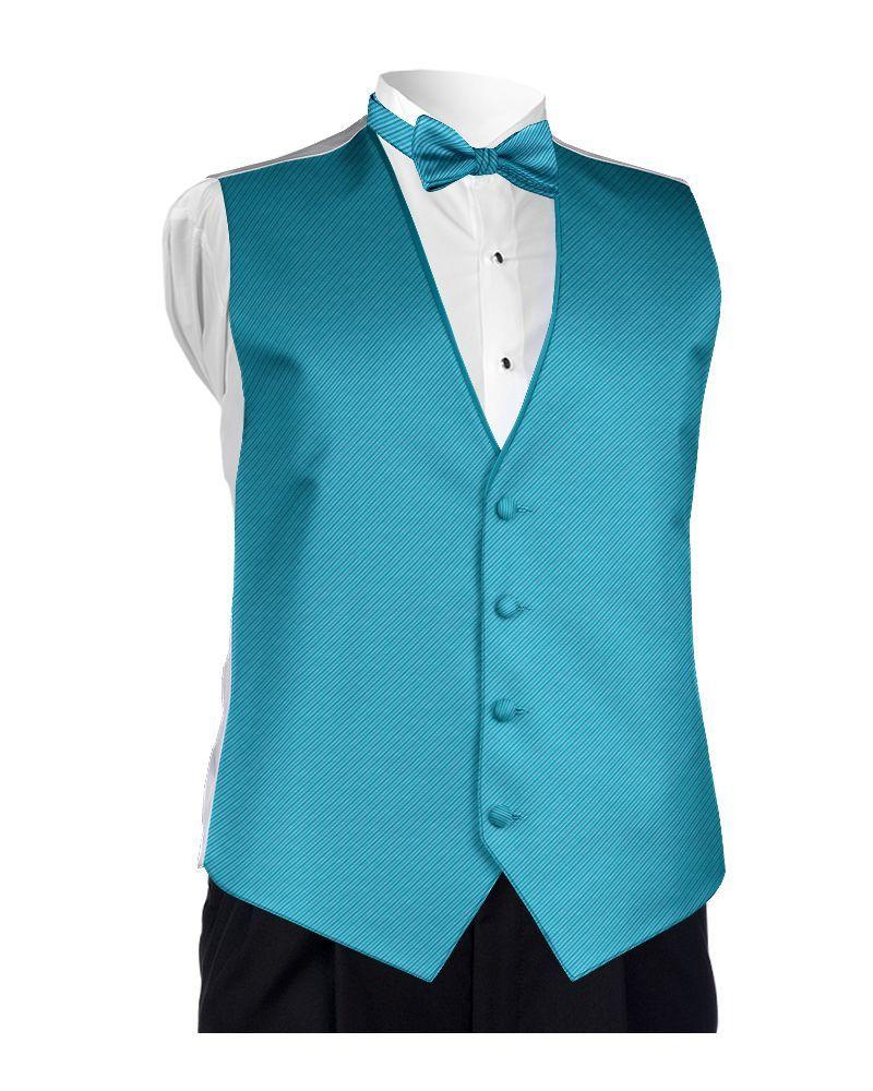 Dark Turquoise Synergy Vest