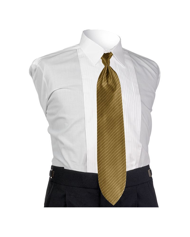 Synergy Golden 4-in-hand Tie