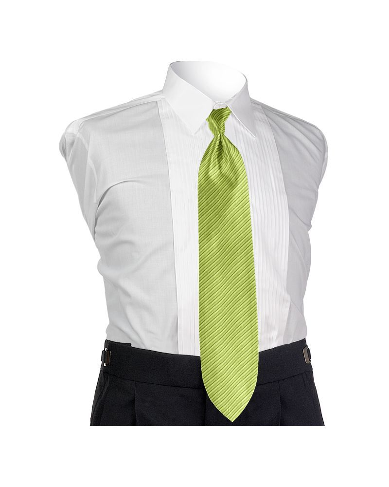 Synergy Key Lime 4-in-hand Tie