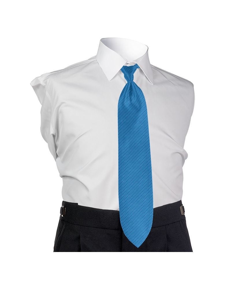 Synergy Marine Blue 4-in-hand Tie