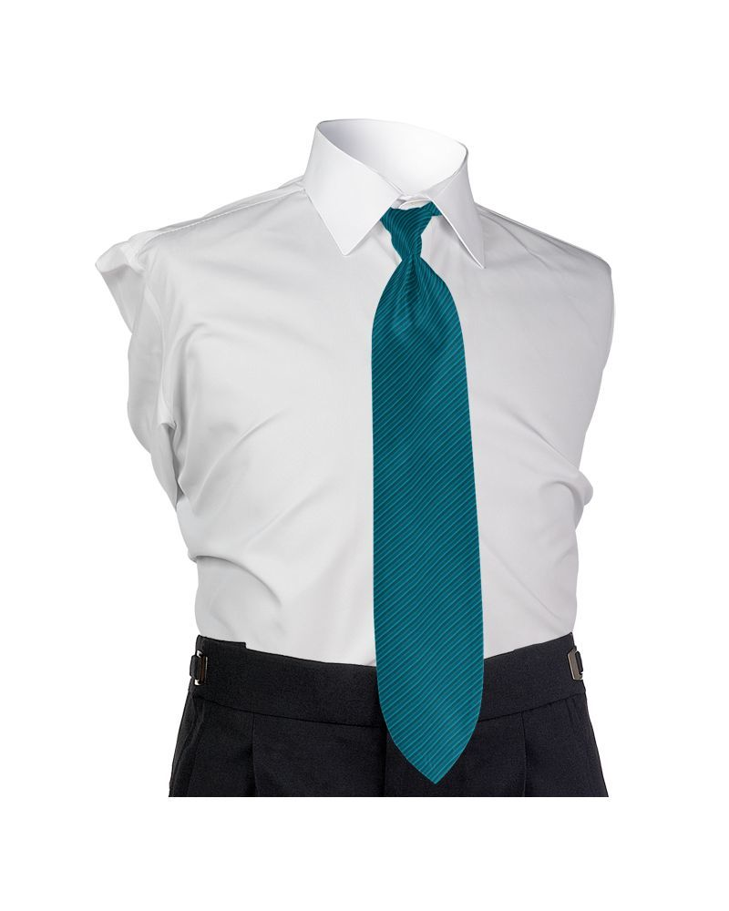 Synergy Teal Oasis 4-in-hand Tie