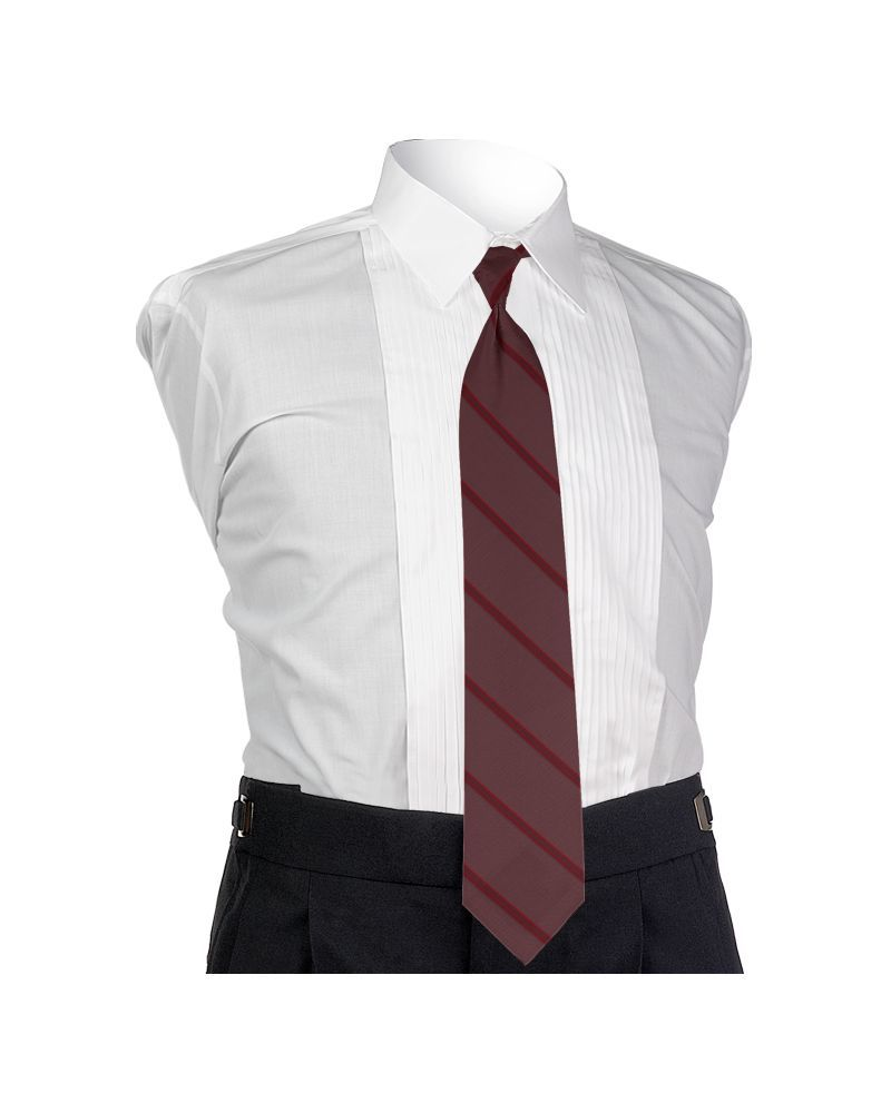 Carino Wine Four-in-hand Tie
