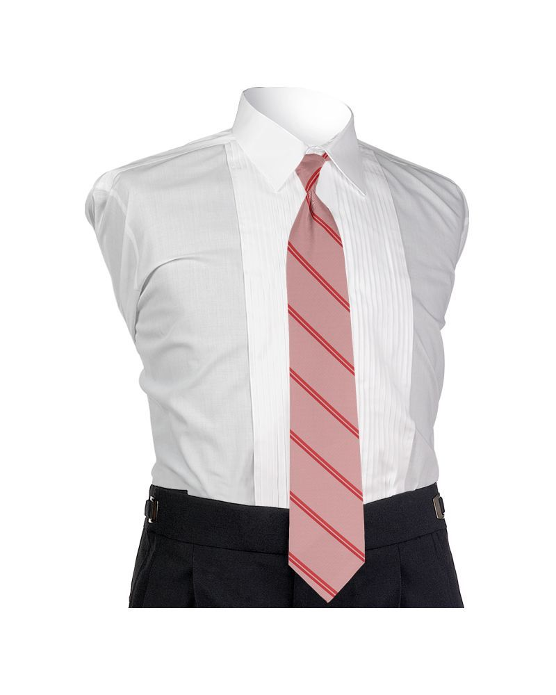 Carino Shrimp Four-in-hand Tie