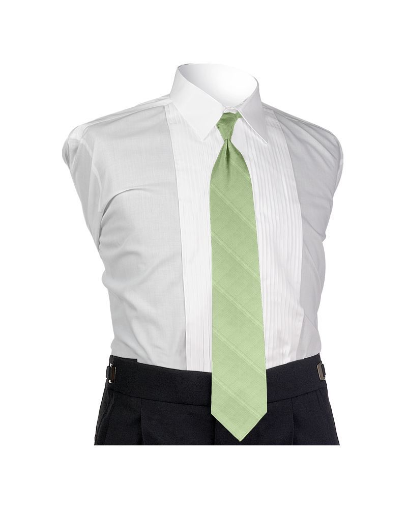 Carino Honeydew Four-in-hand Tie