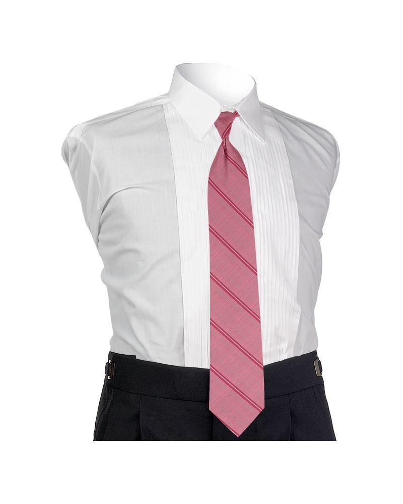 Carino Bubble Gum Four-in-hand Tie