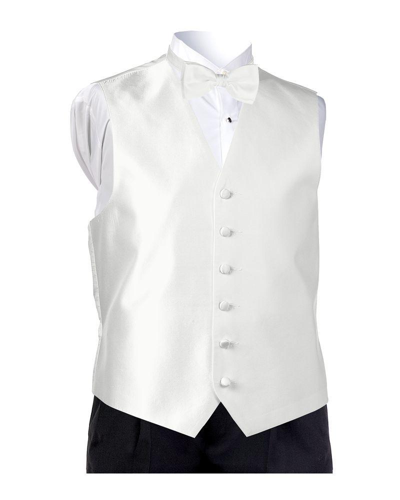 White Aries Vest