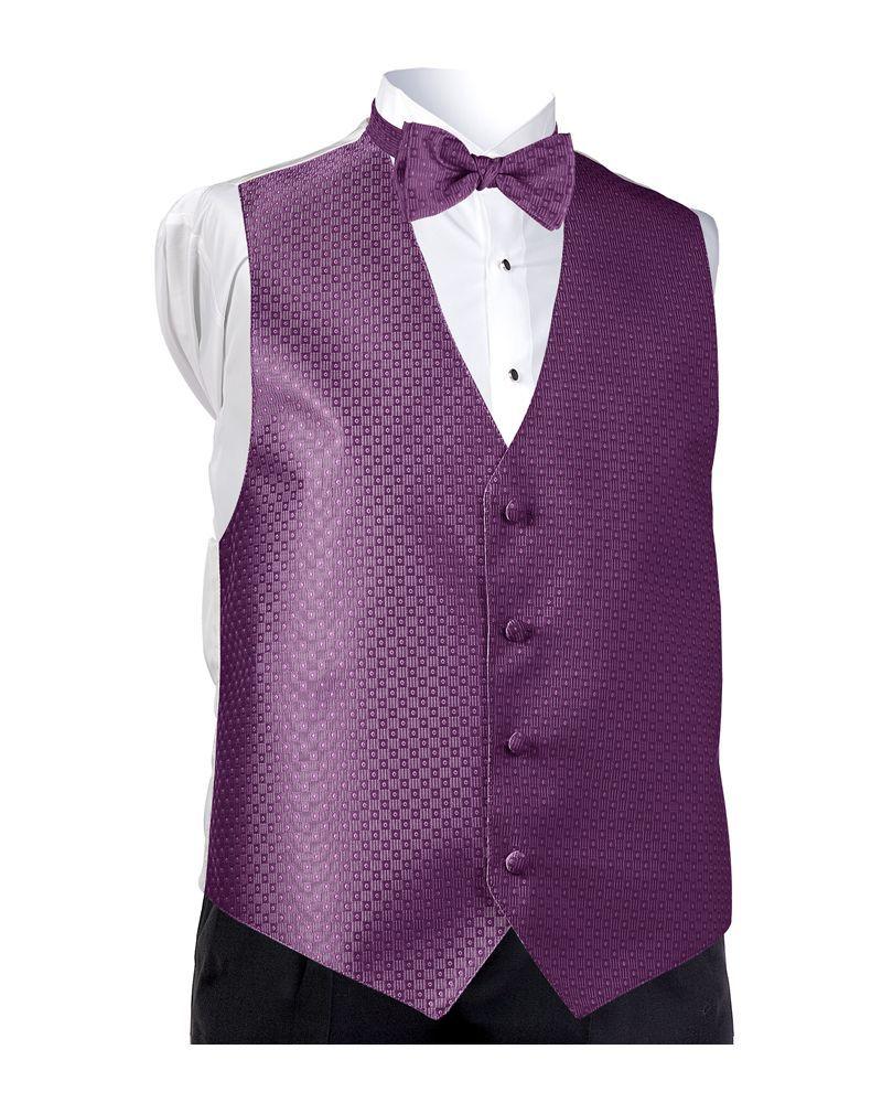 Aubergine Perfect Vest