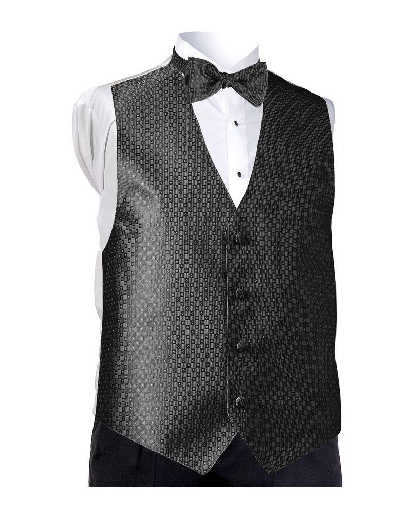 Black Perfect Vest
