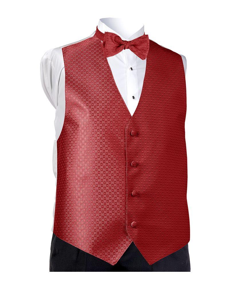 Capri Red Perfect Vest