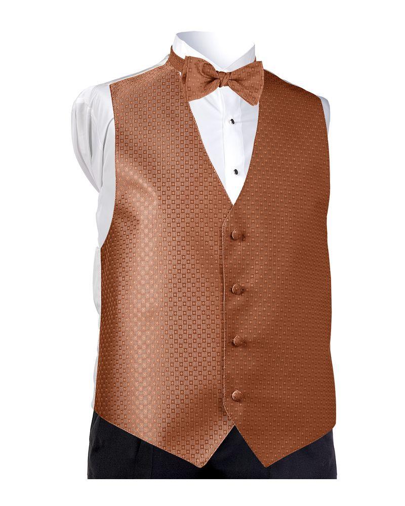 Cinnamon Perfect Vest