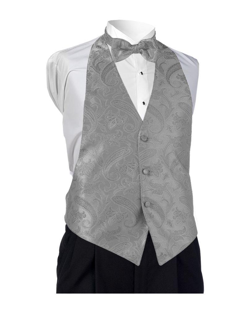 Platinum Sienna Vest