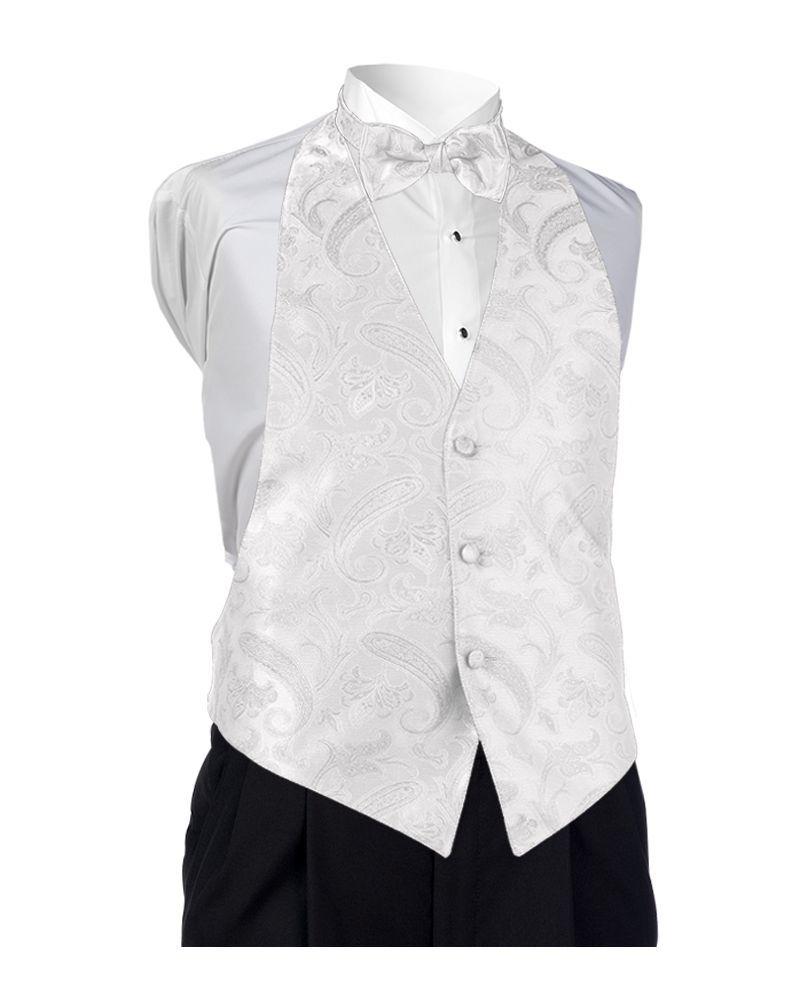White Sienna Vest
